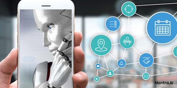 AI in smartphones - Mantra AI