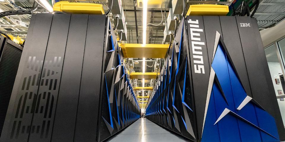 Summit Super computer